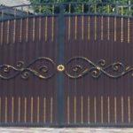 Оптимальные размеры ворот для частного дома