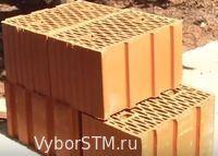 возведение стен из керамоблоков