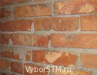 кирпич для строительства стен дома