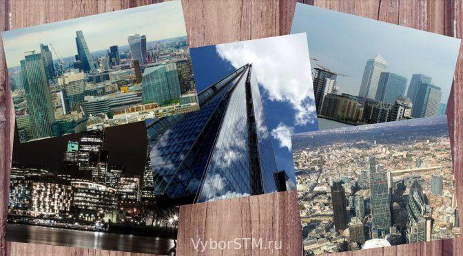Деревянный небоскреб в Лондоне — проект 300-метрового гиганта
